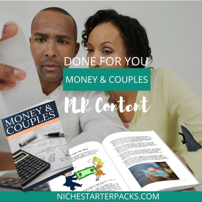 DFY Money & Couples PLR Content