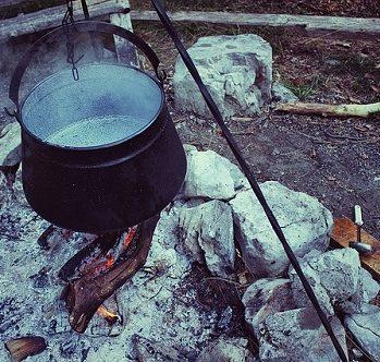 CampsiteCookingForBeginnersPLR