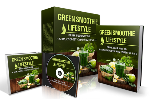 Buy the Green Smoothie PLR Pack Now!