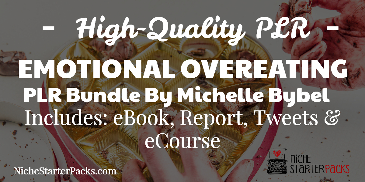 Niche Plr Starter Packs Prewritten Contenthighquality. Niche Plr Starter Packs Prewritten Contenthighquality Emotional Over Eating Content Bundle. Worksheet. Niche Worksheet Pdf At Mspartners.co