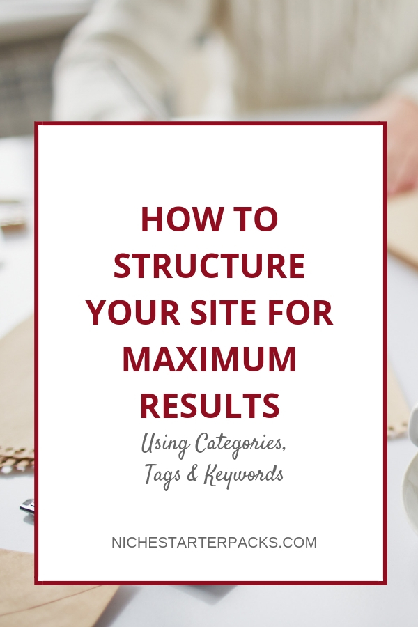 How to Structure Your Site For Maximum Profits