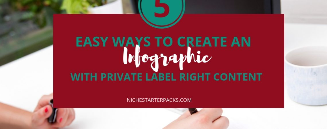 Create an Infographic with PLR