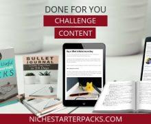 DFY Bullet Challenge