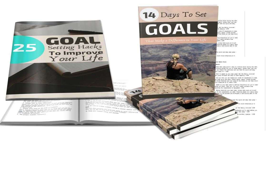 OTO Goal Setting Mockup Image
