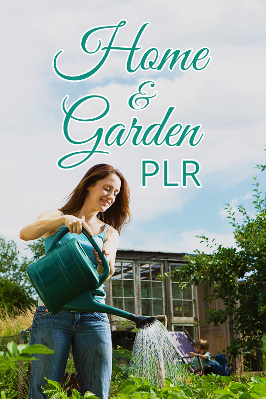 HomeandGardenPLR
