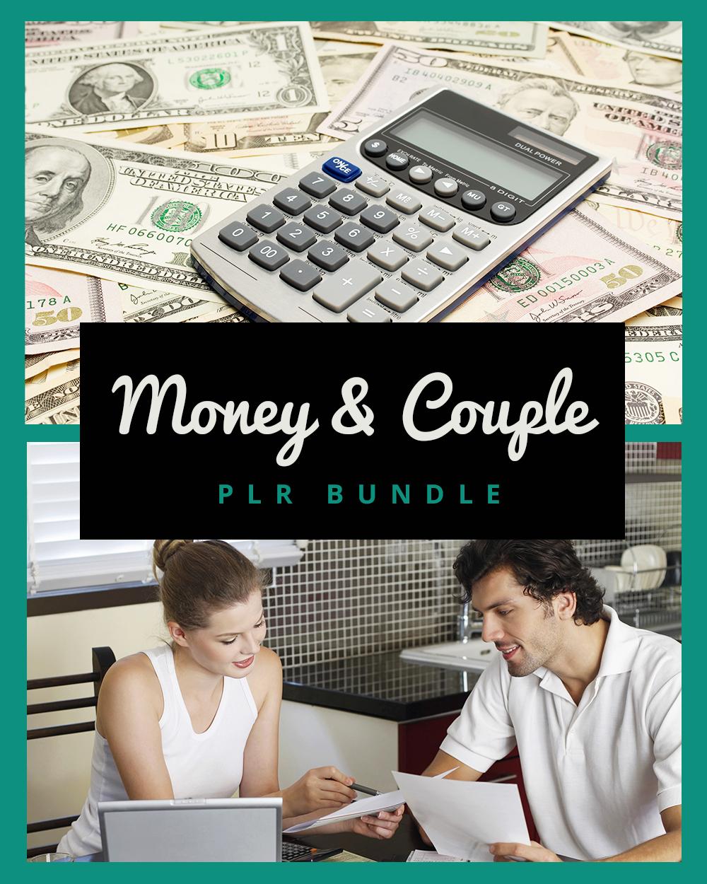 Money&CouplePLRBundle3