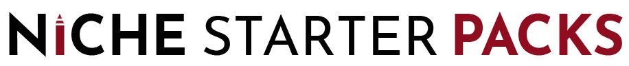 Niche Starter Packs Logo