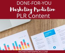 MarketingPredictionsPLRBundle-BLOGPOST