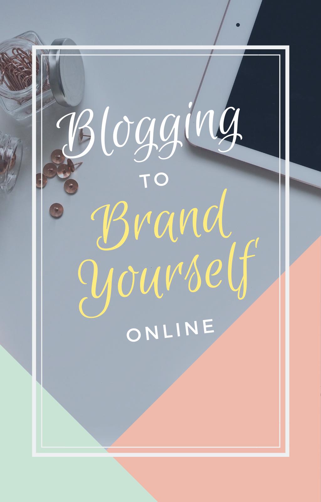 BloggingtoBrandeCover