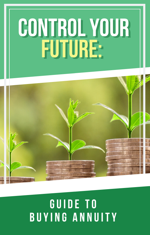 Control Your Future_ Guide to Buying Annuity eCover