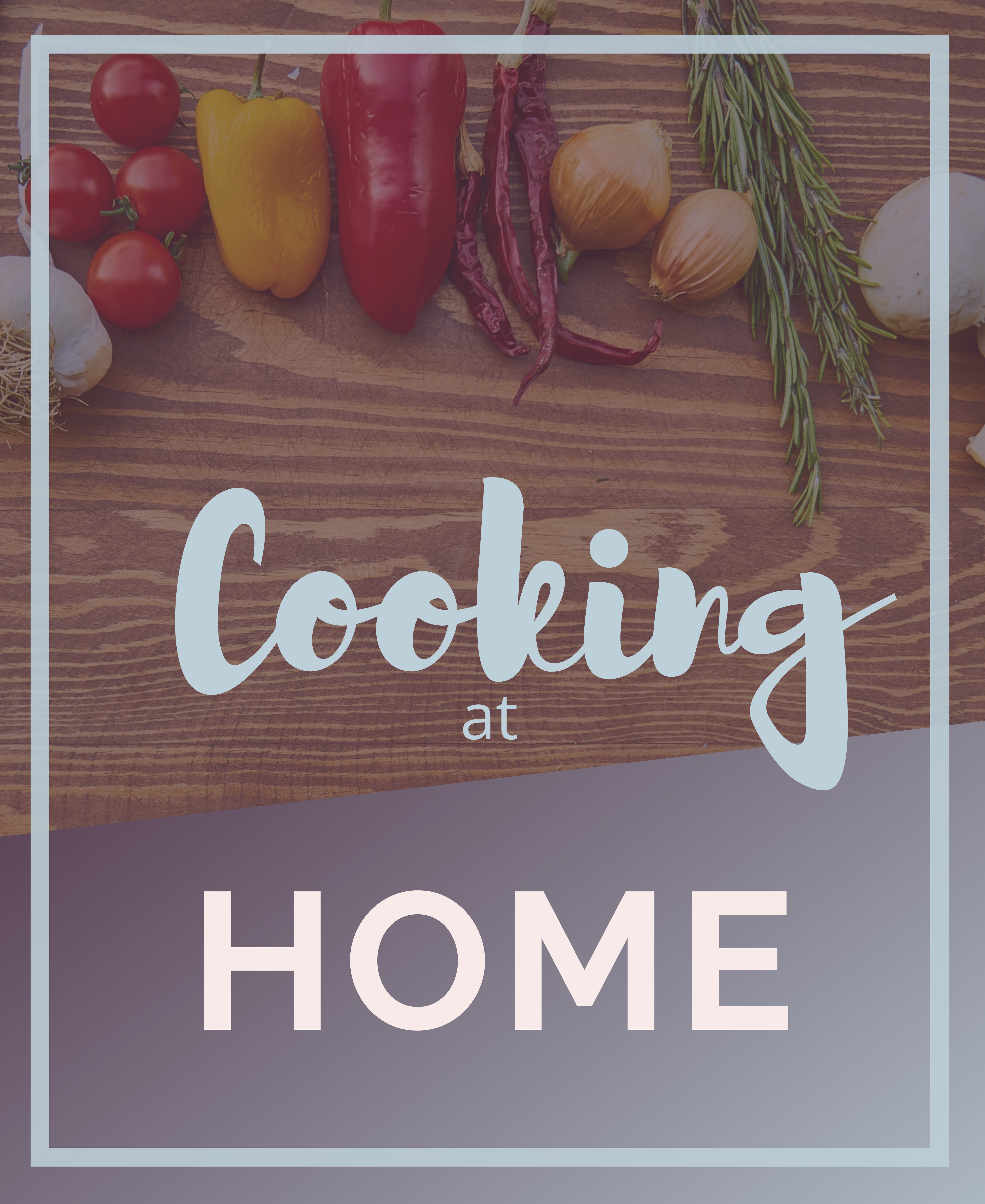 Cooking at Home Cover