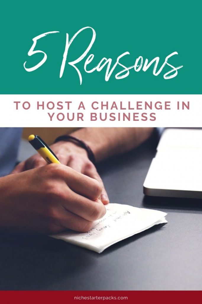 Host a Challenge In Your Business-PIN