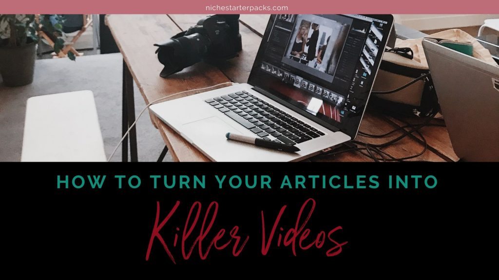 Turn Your Articles into Killer-BLOGPO