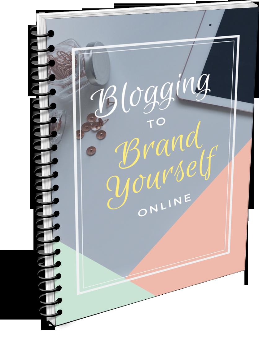 BloggingToBrandYourself-Report