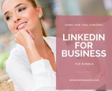 LinkedInForBusinessPLR-IG