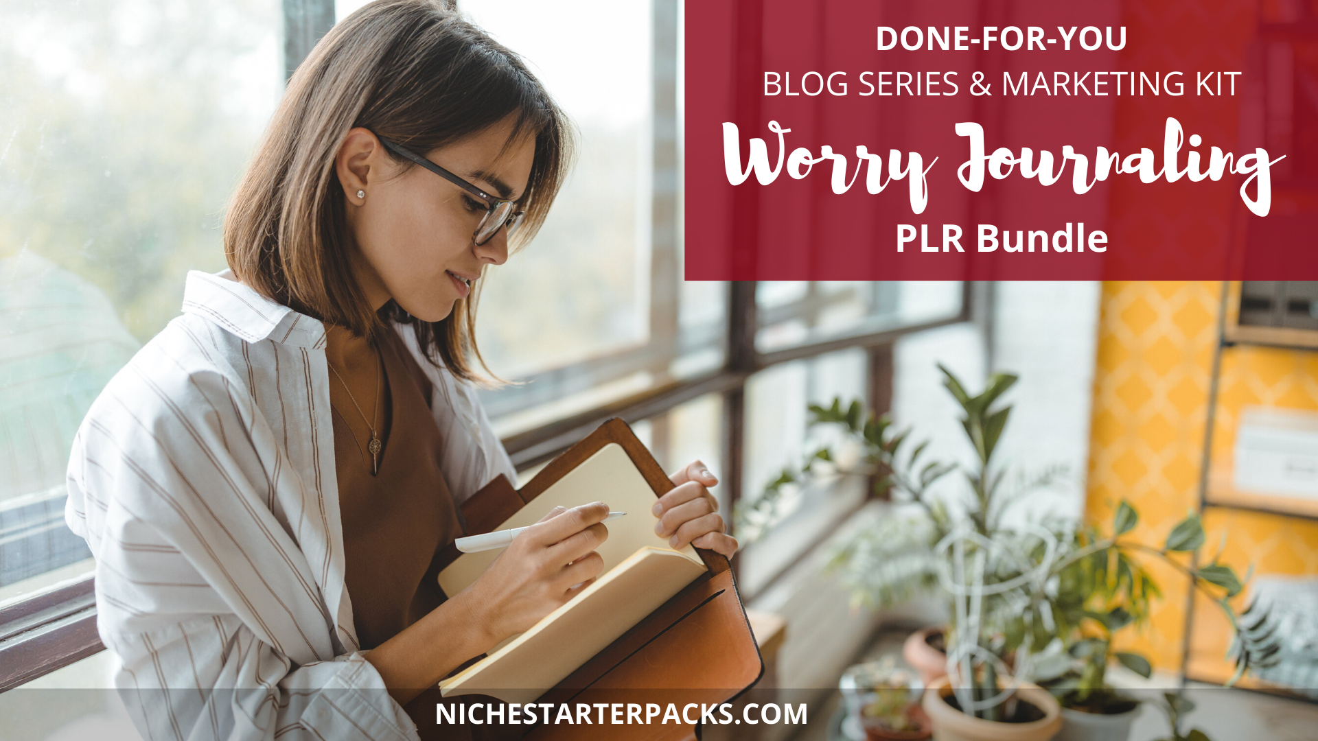 WorryJournalingPLRBundle-FEATURE