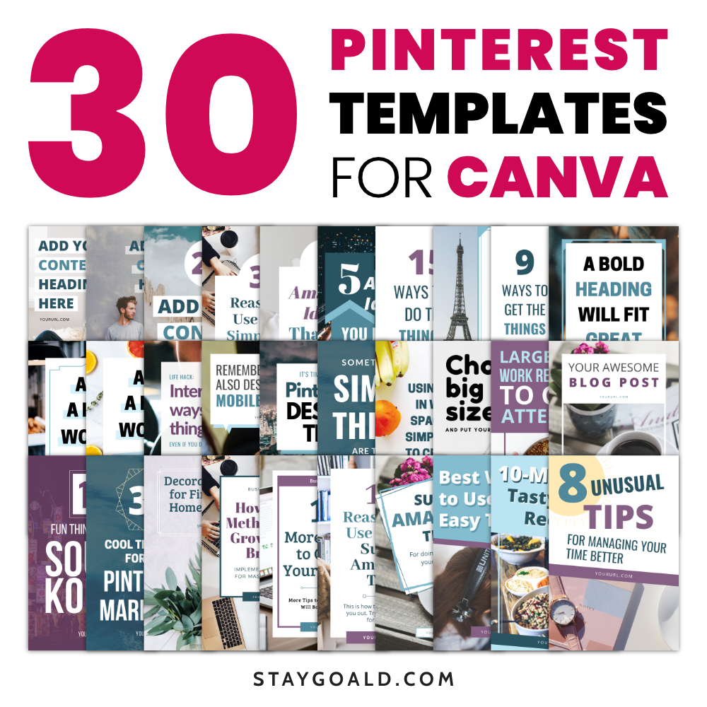30-Canva-Pinterest-Templates - Stephanie