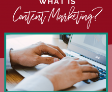 What Is Content Marketing-SOCIAL