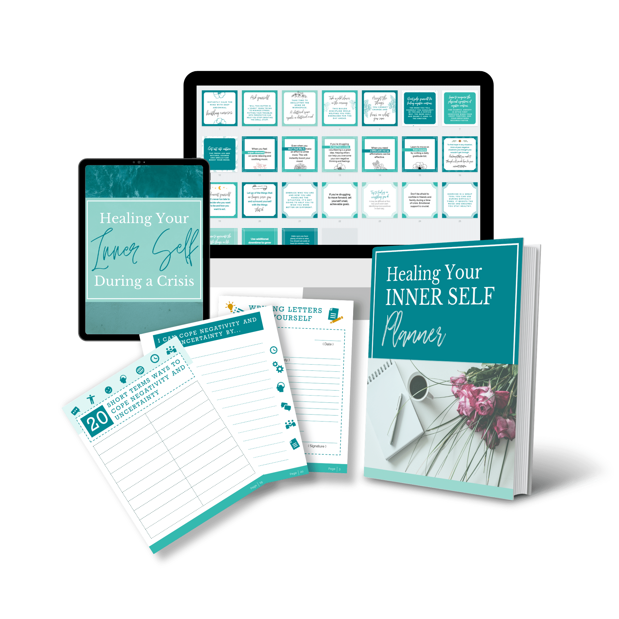 HealingYourInnerSelfPrintables