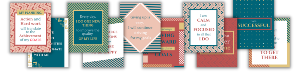 AFFIRMATION PAGE1