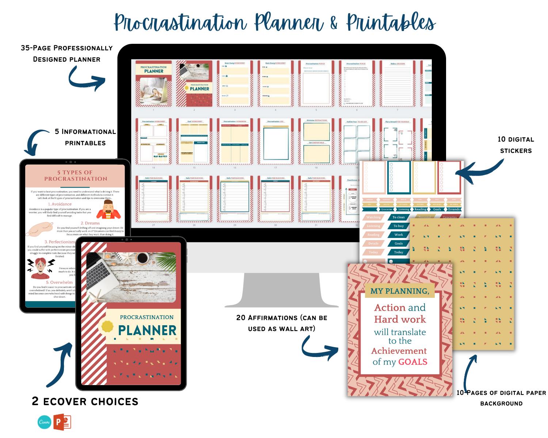 ProcrastinationPlannerMockup